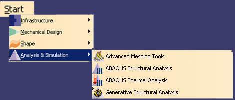 ABAQUS For CATIA _ AFC
