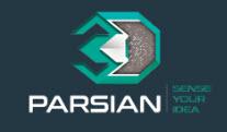 خدمات پرینت سه بعدی Persian 3D